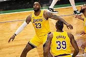 Bucks v. Lakers