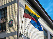 Konsulat Republiki Litewskiej w Sejnach, Polska<br /> Consulate of the Republic of Lithuania in Sejny, Poland