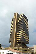 Tel Aviv Israel, Century tower, and shopping mall in Ibn Gavirol street. Tel Aviv Israel