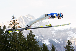 19.12.2015, Gross Titlis Schanze, Engelberg, SUI, FIS Weltcup Ski Sprung, Engelberg, im Bild Kenneth Gangnes, Norwegen // during mens FIS Ski Jumping World Cup at the Gross Titlis Schanze in Engelberg, Switzerland on 2015/12/19. EXPA Pictures © 2015, PhotoCredit: EXPA/ Eibner-Pressefoto/ Socher<br /> <br /> *****ATTENTION - OUT of GER*****