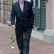 NLD/Amsterdam/20110722 - Afscheidsdienst voor John Kraaijkamp, Hero Muller