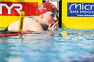 ANDERSON Freya GBR Great Britain Gold Medal <br /> Women's 200m Freestyle <br /> Glasgow 07/12/2019<br /> XX LEN European Short Course Swimming Championships 2019<br /> Tollcross International Swimming Centre<br /> Photo Andrea Staccioli / Deepbluemedia / Insidefoto