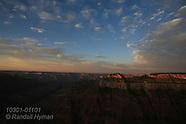 11: GRAND CANYON BRIGHT ANGEL SUNRISE
