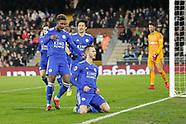 Fulham v Leicester City 051218