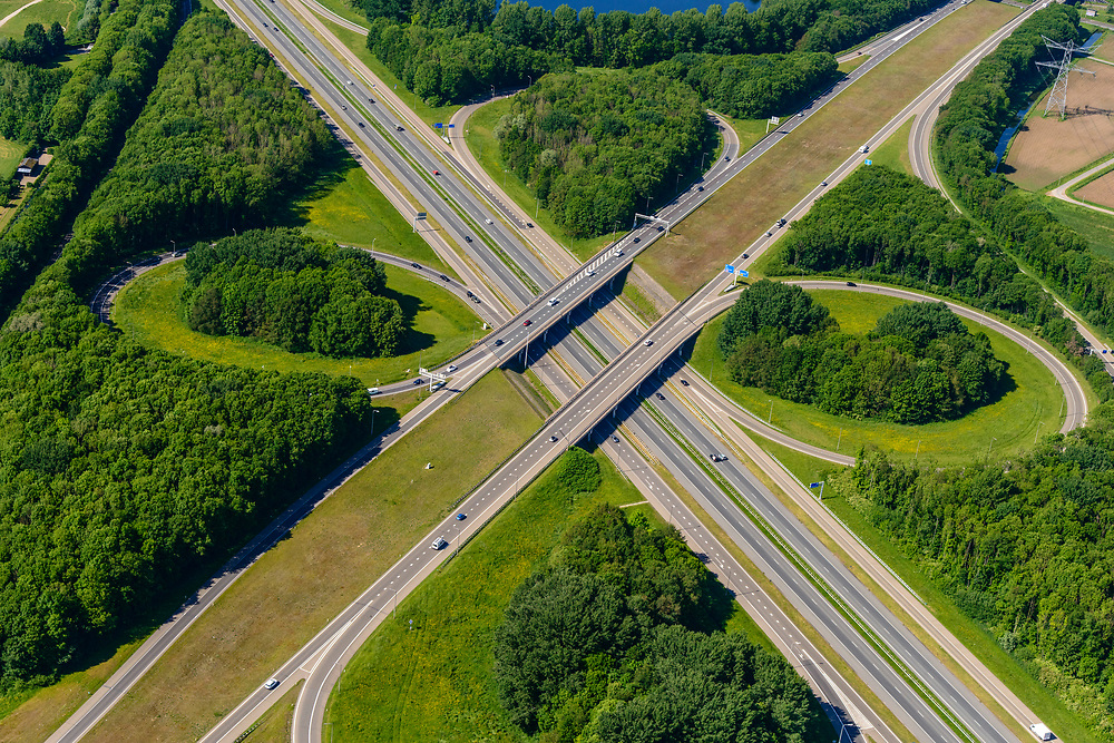 Nederland, Provincie, Plaats, 29-05-2019;<br /> <br /> QQQ<br /> <br /> luchtfoto (toeslag op standard tarieven);<br /> aerial photo (additional fee required);<br /> copyright foto/photo Siebe Swart