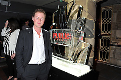 GUY PELLY at a party at the nightclub Public, King's Road, London to celebrate the launch of Public Verbier held on 17th November 2011.