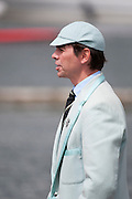 Henley, Great Britain.  Henley Umpire, Richard PHELPS.   Henley Royal Regatta. River Thames,  Henley Reach.  Royal Regatta. River Thames Henley Reach. Thursday  11:44:54  30/06/2011  [Intersport Images] . HRR