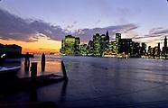 Brooklyn ferry pier NYB243A
