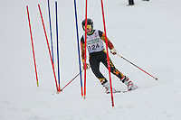 GSC TEC Cup slalom 2nd run.  ©2016 Karen Bobotas Photographer