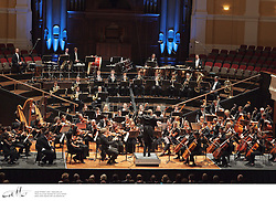 The Vector Wellington Orchestra with Swedish soprano Anne Sofie von Otter performed excerpts from Canteloube's Chants d'Auvergne in an all-French concert that included Debussy's Impressionist masterpiece Afternoon of a Faun and Berlioz' emotionally-charged Symphonie Fantastique.  Conducted by VWO Music Director Marc Taddei.