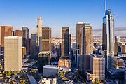 Los Angeles Business Skyline