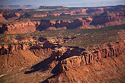 Robbers Roost area, near Canyonlands National Park, Utah.