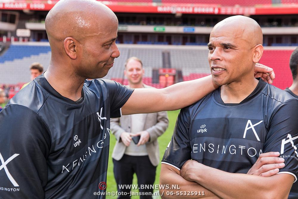 NLD/Amsterdam/20180503- Coen en Sander Live vanuit Johan Cruijff Arena, Humberto Tan en Glenn Helder