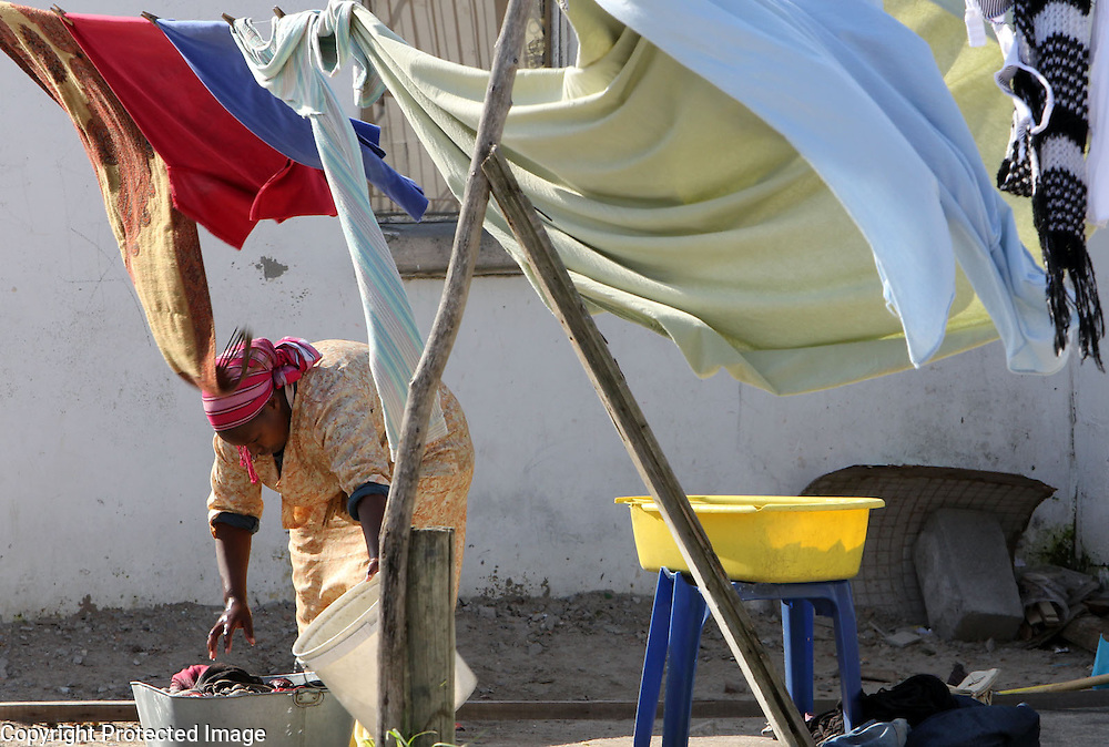 Khalayitscha township,<br /> Cape Town, South Africa<br /> Photo by Shmuel Thaler <br /> shmuel_thaler@yahoo.com www.shmuelthaler.com