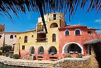 Italie. Sardaigne. Costa Smeralda. Hotel Cala di Volpe. // Italy. Sardinia. Costa Smeralda. Cala di Volpe hotel.