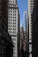 New york  lower Manhattan Architecture, downtown,   New york - United states  Manhattan