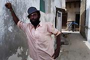 Ahmed, a Lamu native. Daily scenes from Lamu, Kenya.