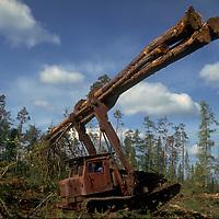 Logging in Siberia.   Accession #: 0.94.185.003.08
