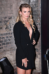 Katie Boulter arriving at the Fabulous Fund Fair, Camden Roundhouse, London.<br />Photo credit should read: Doug Peters/EMPICS