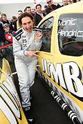 De Jumbo Racedagen, driven by Max Verstappen op Circuit Zandvoort. / The Jumbo Race Days, driven by Max Verstappen at Circuit Zandvoort.<br /> <br /> Op de foto / On the photo:  Monic Hendrickx