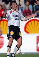 Fotball, eliteserien, tippeligaen, Trondheim 06.06.2004<br /> Rosenborg – Ham-Kam 5-0, Roar Strand, RBK<br /> <br /> Foto: Carl-Erik Eriksson, Digitalsport