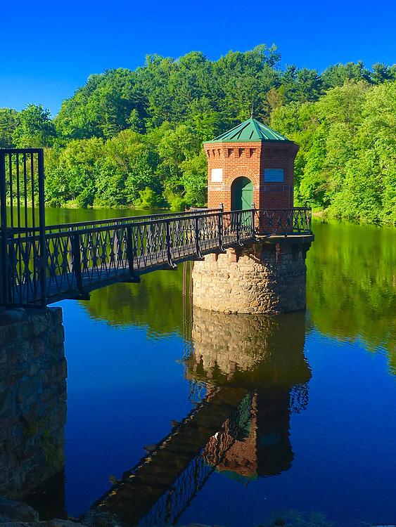 Antietam Lake Park, Control Tower, Berks Parks and Recreation, Berks Co., PA