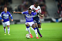 FOOTBALL : Lille vs Bastia - L1 - 22/10/2016 <br /> <br /> Yves Bissouma (Losc) vs COULIBALY Lassana (Bastia)<br /> Norwy only