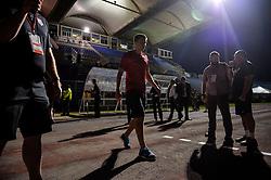 October 10, 2017 - Couva, Caroni County, Trinidad & Tobago - Couva, Trinidad & Tobago - Tuesday Oct. 10, 2017: Matt Besler during a 2018 FIFA World Cup Qualifier between the men's national teams of the United States (USA) and Trinidad & Tobago (TRI) at Ato Boldon Stadium. (Credit Image: © John Todd/ISIPhotos via ZUMA Wire)