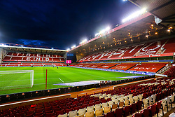 A general view of The City Ground, home to Nottingham Forest - Mandatory by-line: Ryan Crockett/JMP - 20/10/2020 - FOOTBALL - The City Ground - Nottingham, England - Nottingham Forest v Rotherham United - Sky Bet Championship