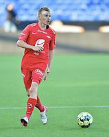 Fotball , 2. juli 2020 , Eliteserien , Sarpsborg 08 - Brann<br /> <br /> Taijo Teniste , Brann