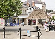 The Buttercross, Market Place, Chippenham, Wiltshire, England, UK