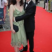 NLD/Hilversum/20080602 - Musical Award Gala 2008, hajo Bruins en partner