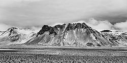 Mountains at Snaefellsnes, Iceland - Fjallasýn á Snæfellsnesi