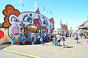 OC Fair Rides For Kids At The Orange County Fair In Costa Mesa California