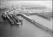 """Ackroyd 04022-2 """"Swan Island dry dock. November 29, 1952"""""""