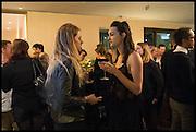 ALICE HARTRIDGE; EMILY HARTRIDGE, Myla 15th Anniversary party!   The House of Myla,  8-9 Stratton Street, London