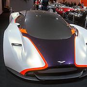 NLD/Amsterdam/20150416 - Opening AutoRai 2015, auto van de toekomst