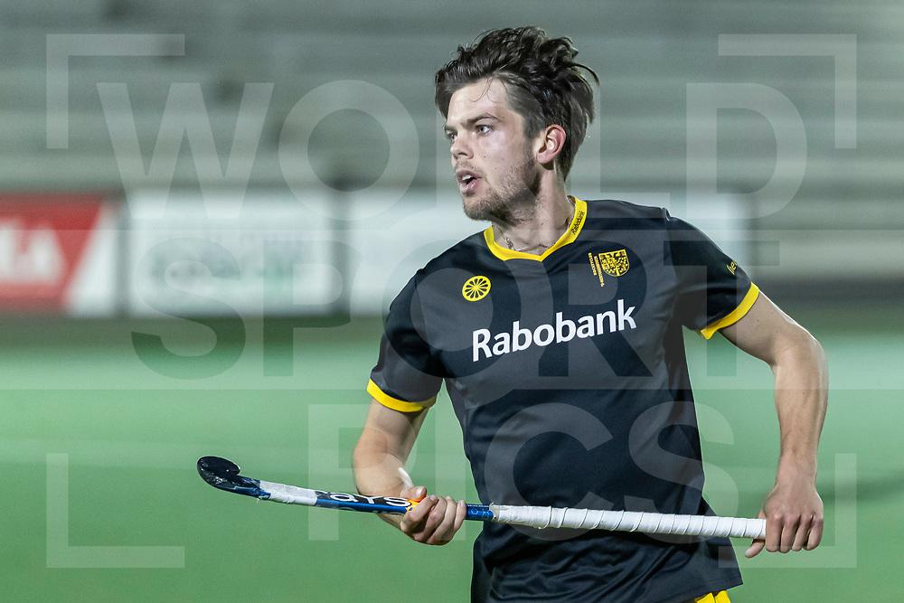 Rotterdam, Tulp Hoofdklasse Hockey Heren, Seizoen 2020-2021, 16-04-2021, Rotterdam - Den Bosch 0-3, Daniel Aarts (Den Bosch) <br /><br /> COPYRIGHT WORLDSPORTPICS WILLEM VERNES