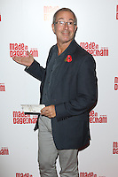 Ben Elton, Made In Dagenham - press night, Adelphi Theatre, London UK, 05 November 2014, Photo by Richard Goldschmidt