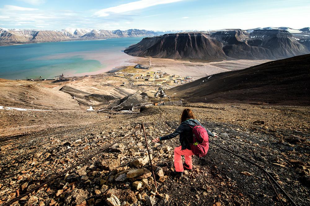 Pyramiden, Spitsbergen