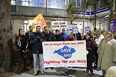 NHS/Council Cuts Newport