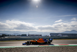 February 18, 2019 - Barcelona, Spain - Motorsports: FIA Formula One World Championship 2019, Test in Barcelona, , #55 Carlos Sainz (ESP, Team McLaren) (Credit Image: © Hoch Zwei via ZUMA Wire)