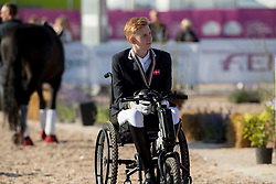 Thorning Joergensen Tobias, DEN, Bruunholms Caribian<br /> FEI European Para Dressage Championships - Goteborg 2017 <br /> © Hippo Foto - Dirk Caremans
