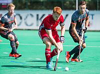 St.-Job-In 't Goor / Antwerpen -  6Nations U23 -  Jack Waller (GB).  Nederland Jong Oranje Heren (JOH) - Groot Brittannie .  COPYRIGHT  KOEN SUYK