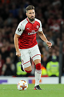 London, England 14.09.2017, UEFA Europa League - 2017/18 Season, 1st game day, FC Arsena - 1. FC Koeln, Olivier Giroud (AFC) in Aktion ( DeFodi048 *** London England 14 09 2017 UEFA Europe League 2017 18 Season 1st Game Day FC Asera 1 FC Cologne Olivier Giroud  <br /> Norway only
