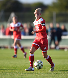 Bristol Academy captain Sophie Ingle - Photo mandatory by-line: Paul Knight/JMP - Mobile: 07966 386802 - 18/07/2015 - SPORT - Football - Bristol - Stoke Gifford Stadium - Bristol Academy Women v Manchester City Women - FA Women's Super League