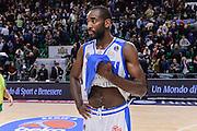 DESCRIZIONE : Campionato 2015/16 Serie A Beko Dinamo Banco di Sardegna Sassari - Umana Reyer Venezia<br /> GIOCATORE : Christian Eyenga<br /> CATEGORIA : Ritratto Delusione Postgame<br /> SQUADRA : Dinamo Banco di Sardegna Sassari<br /> EVENTO : LegaBasket Serie A Beko 2015/2016<br /> GARA : Dinamo Banco di Sardegna Sassari - Umana Reyer Venezia<br /> DATA : 01/11/2015<br /> SPORT : Pallacanestro <br /> AUTORE : Agenzia Ciamillo-Castoria/L.Canu