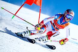Vanessa Kasper (SUI) during giant slalom race at FIS European Cup Krvavec 2021, February 2, 2021 in Krvavec, Cerklje na Gorenjskem, Slovenia. Photo by Matic Klansek Velej / Sportida