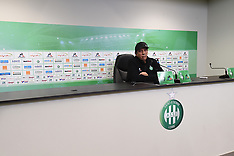 Jean-Louis Gasset Press Conference - 06 January 2018