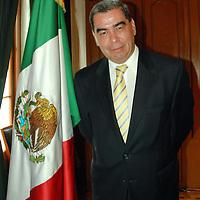 TOLUCA, México.- Gustavo E. Guadarrama Bernal, director general de Desarrollo Económico y Regulación del Comercio. Agencia MVT / José Hernández. (DIGITAL)